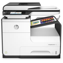 HP PageWide Pro 477dw - impresora multifunción - color