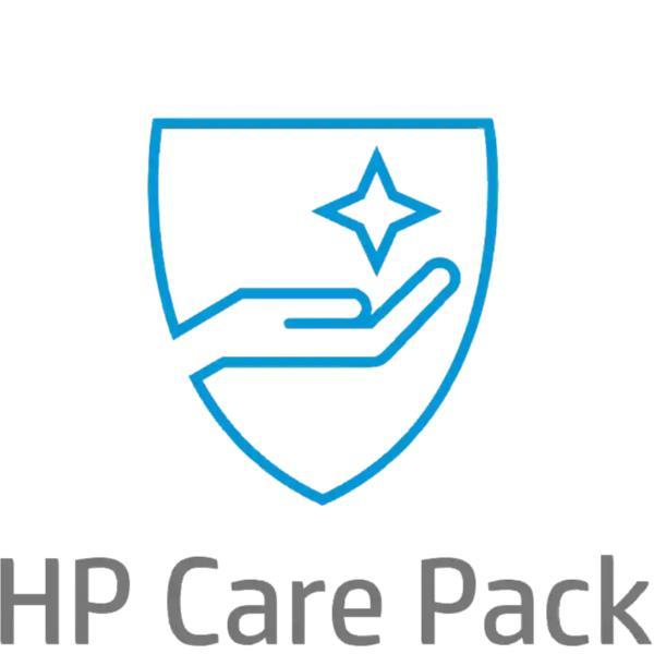 Electronic HP Care Pack Next Business Day Channel Remote and Parts Exchange Service - ampliación de la garantía - 3 años - envío