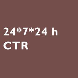 HP 3Y 24X7 24H CTR MSA60/70 HW SUPP