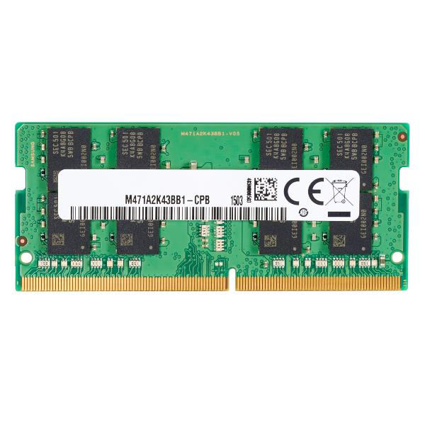 HP - DDR4 - módulo - 8 GB - SO-DIMM de 260 espigas - sin búfer