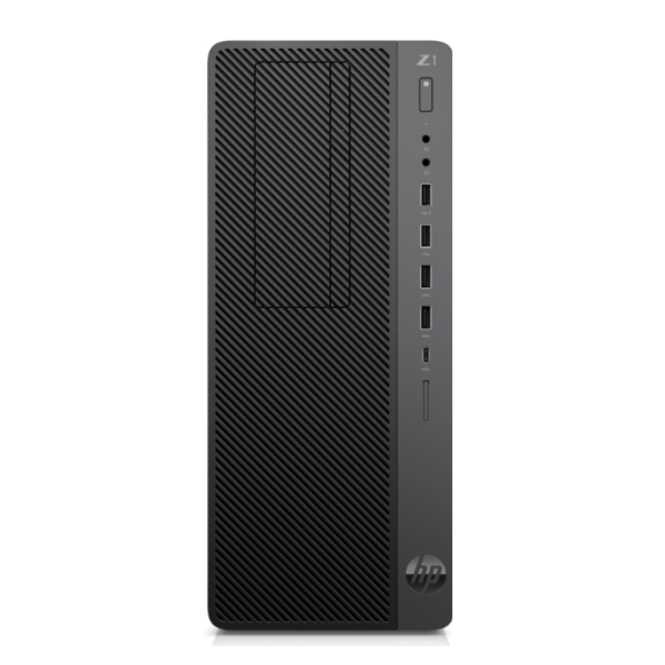HP Z1 G5 Entry - torre - Core i7 9700 3 GHz - 16 GB - 256 GB - español
