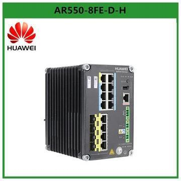 AR550-8FE-D-H 4GE COMBO WAN 8 FE LAN 1 USB2.0 1 DO 1 SAUX 2 9.6-60V POWER