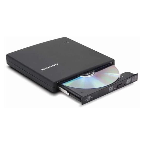 Lenovo grabadora de DVD - USB - externo