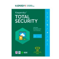 KASPERSKY LAB KASPERSKY TOTAL SECURITY - MULTI-DEVICE SPANISH EDITION. 3-DEVICE 1 YEAR BASE LICENSE