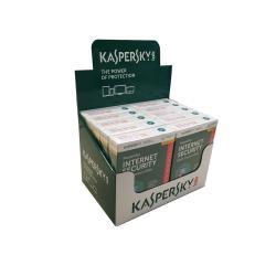 KASPERSKY LAB KASPERSKY EXPOSITOR DE MESA 10 CAJAS (1 KAV1U  2 KAV3U  2KISMD1U      5KISMD3U)