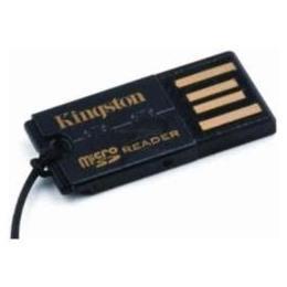 Kingston USB microSD Reader - lector de tarjetas - USB 2.0