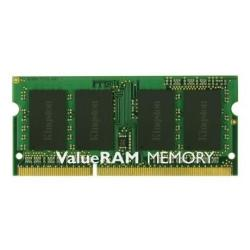 KINGSTON RAM SODIMM 4GB DDR3 1333MHZ SR