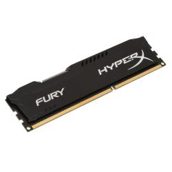 KINGSTON HYPERX HYPERX FURY BLACK 8GB 1600MHZ DDR3
