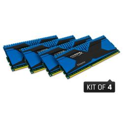 KINGSTON HYPERX 16 GB (KIT 4) 1866 T2 PREDATOR