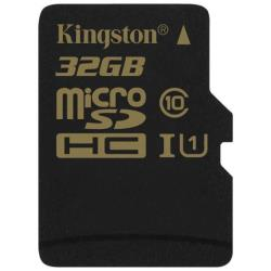 KINGSTON MICRO SD 32GB CLASE 10 NO ADAP