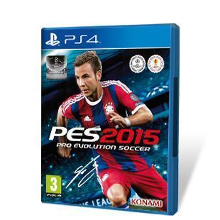 VIDEOJUEGOS MULTIMARCA PS4 PRO EVOLUTION SOCCER 2015DAYONE