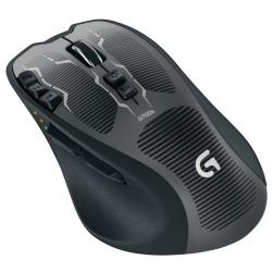 LOGITECH MOUSE GAMING G700S BLACK WIFI