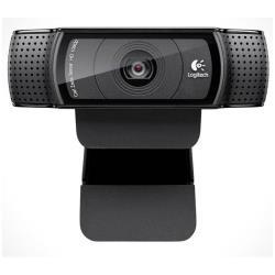 Logitech HD Pro Webcam C920 - cámara web
