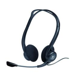 LOGITECH HEADSET PC860 STEREO FOR BUSINESS