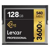 LEXAR 128GB 3600X PRO CFAST