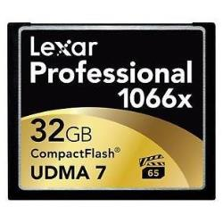 LEXAR 2ARJ MEM 32GB 1066X PRO CF