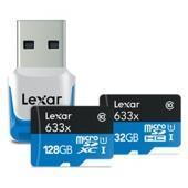 LEXAR 32GB MICROSDHC UHS-I CLASS10 LECTOR