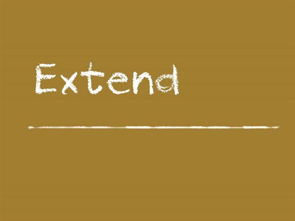 WARRANTY EXTEND PRODUCT LINE D SVCSIN