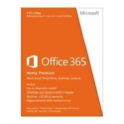 Microsoft Office 365 Home - licencia de suscripción (1 año) - up to 6 users