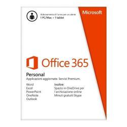 Microsoft Office 365 Personal - licencia de suscripción (1 año) - 1 persona