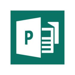 MICROSOFT PUBLISHER 2016 OPEN