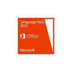 Microsoft Office Multi-Language Pack 2013 - licencia - 1 PC