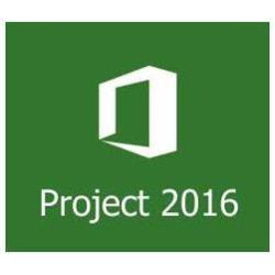 MICROSOFT PROJECT STANDARD 2016 OPEN