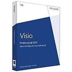 MICROSOFT VISIO PROFESIONAL 2013 OPEN