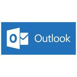 Microsoft Outlook - licencia y Software Assurance - 1 cliente