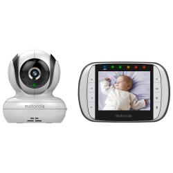 MOTOROLA BABY MONITOR VIDEO MBP36S