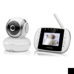 BABY MONITOR MOTOROLA VIDEO MBP33S