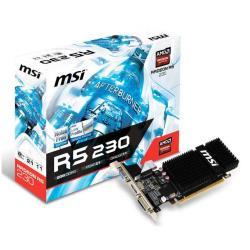 MSI RADEON R5 230 2GD3H LP VGA ATX