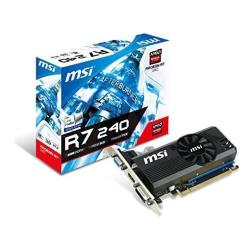 MSI RADEON R7 240 2GD3 LP VGA LP