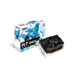 MSI RADEON R7 360 2G VGA ATX
