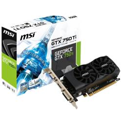 MSI GEFORCE GTX 750 TI 2GB VGA LP