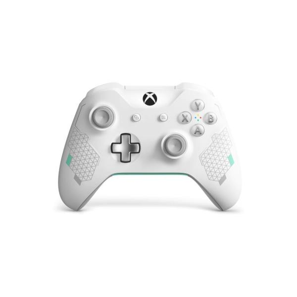 XBOX WIRELESS CONTROLLER       PERPSPORT WHITE SPECIAL EDITION