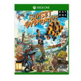 MICROSOFT XBOX ONE SUNSET OVERDRIVE (DAY ONE)