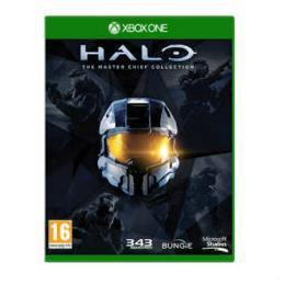 MICROSOFT XBOX ONE HALO  THE MASTER CHIEF