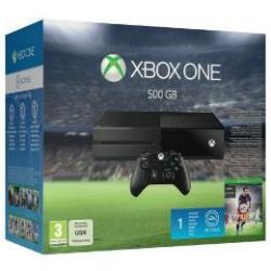 MICROSOFT XBOX ONE 500GB + FIFA 500GB