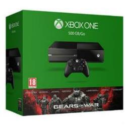 MICROSOFT XBOX ONE 500GB + GEARS OF WAR