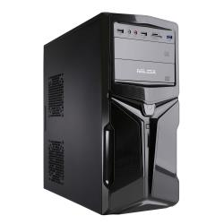 NILOX CASE MID. TOWER NX735-USB 3.0 BLACK