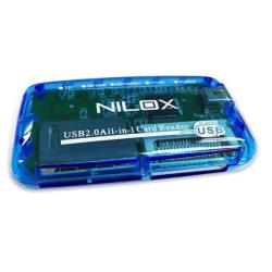 NILOX LECTOR TARJETA EXTERNO ALL IN ONE