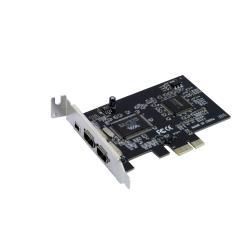 PCI EXP 3+1 FIREWIRE PORTS LOW PROF