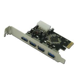 NILOX TARJ PCI-EX 4 PORTE USB 3.0