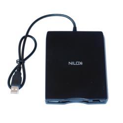 Nilox unidad de disquetes - USB 2.0 - externo