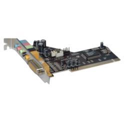 NILOX TARJETA DE SONIDO PCI 6 CH