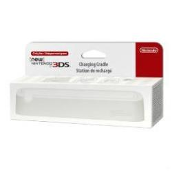 NINTENDO N3DS BASE/ADAPTADOR CORRIENTE BLANC