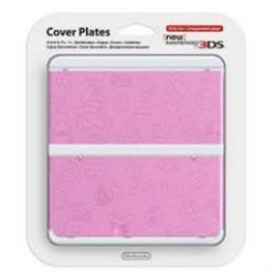 NINTENDO NEW 3DS CUBIERTA 11 - MARIO ROSA