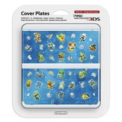 NINTENDO NEW 3DS CUBIERTA POKEMON MUNDO MIST