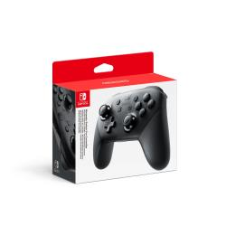 NINTENDO Pro Controller - mando de videojuegos - inalámbrico